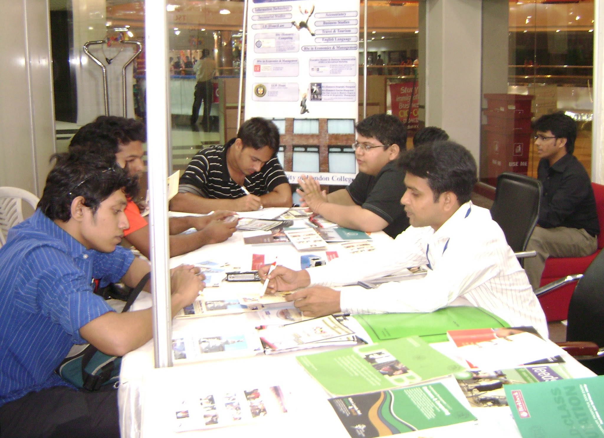 Student counselling - Education Fair