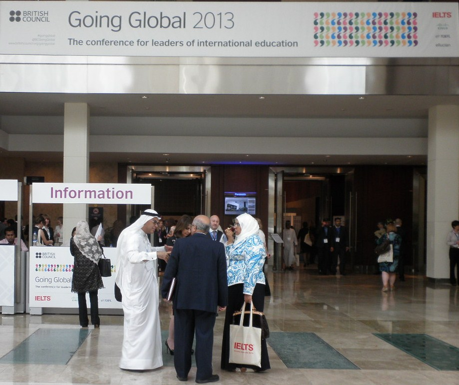 Going Global 2013, UAE