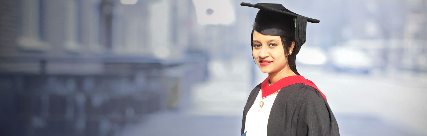 Roksana Sharmin Disha, MSc MBM graduate<br> International student from Bangladesh