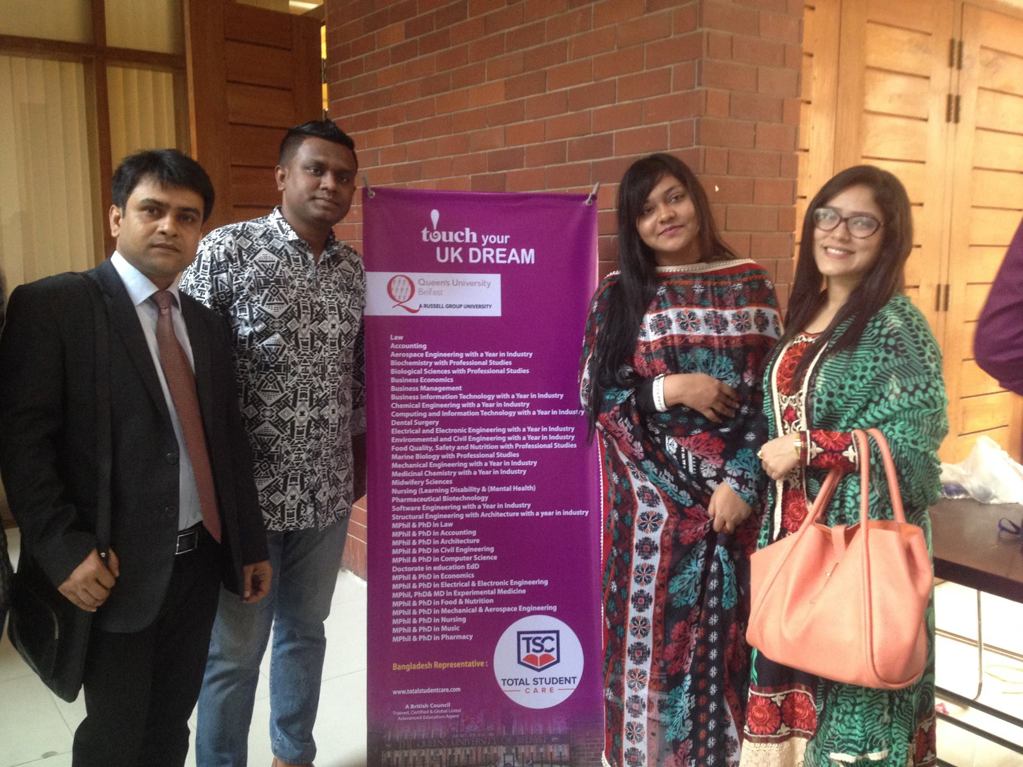 Promoting Total Student Care (TSC)