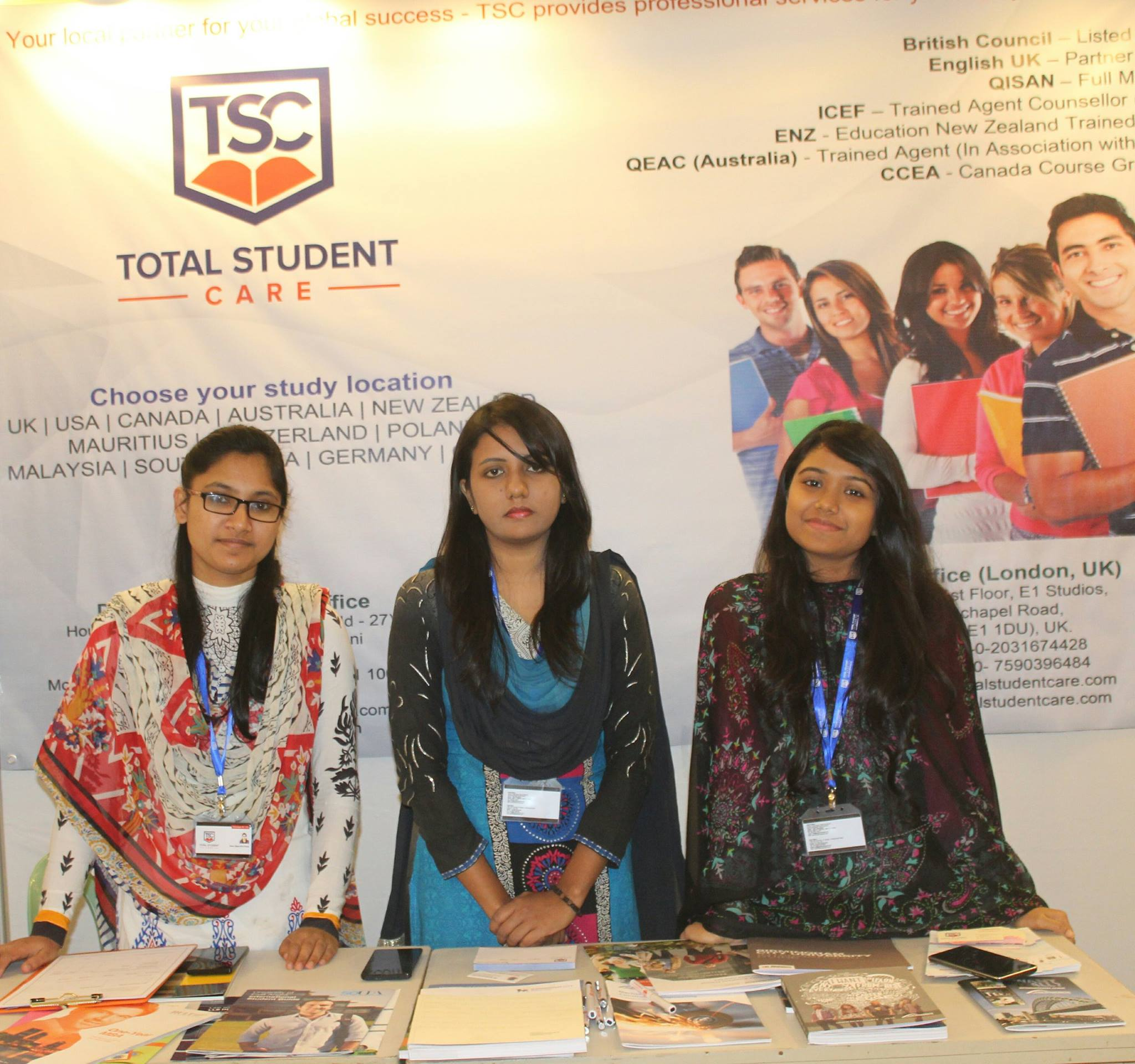 Education Expo - 2016, Dhaka, Bangladesh