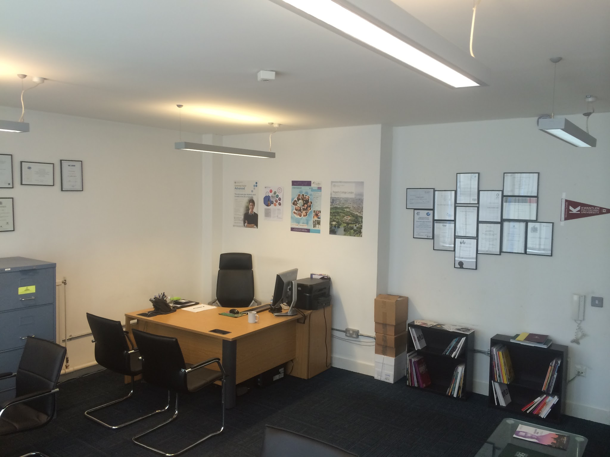 TSC London, UK - Head Office