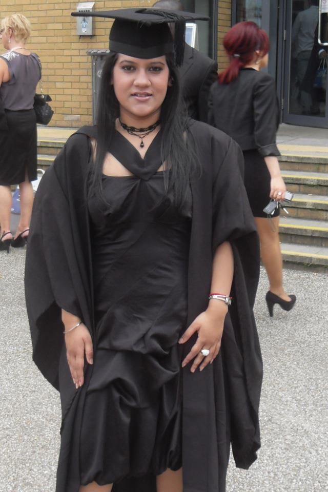 Nishta (MBA Graduate)