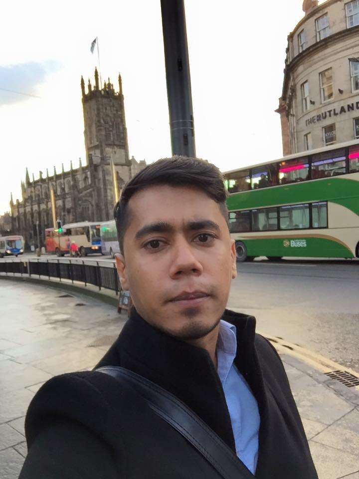 Tanvir Ahmed Kabir